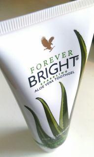 aloe vera skincare toothpaste