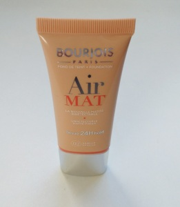 air mat foundation bourjois