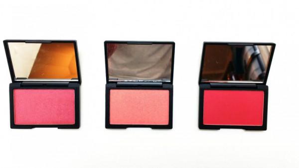 sleek blushers drugstore makeup